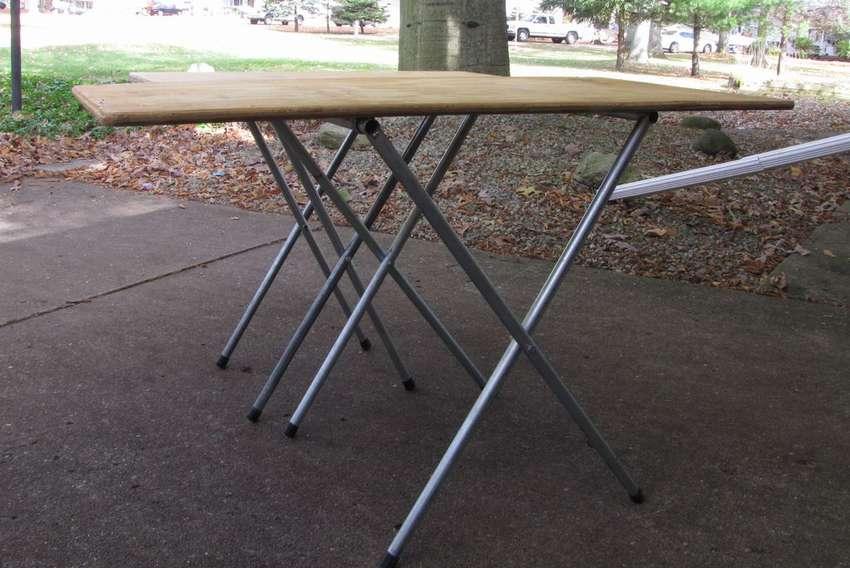 ножки для раскладного стола своими руками