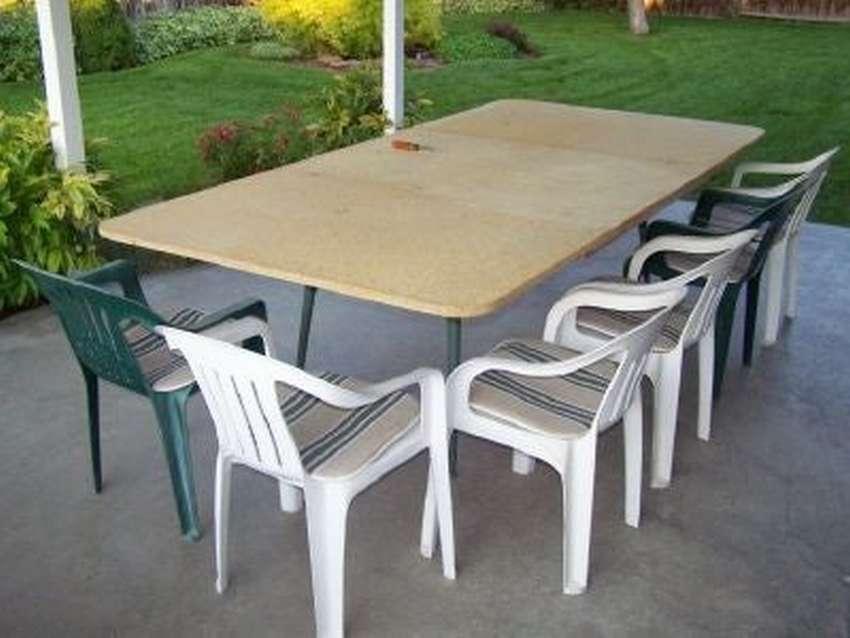 как увеличить стол для гостей