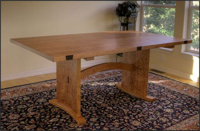 как сделать раздвижной стол