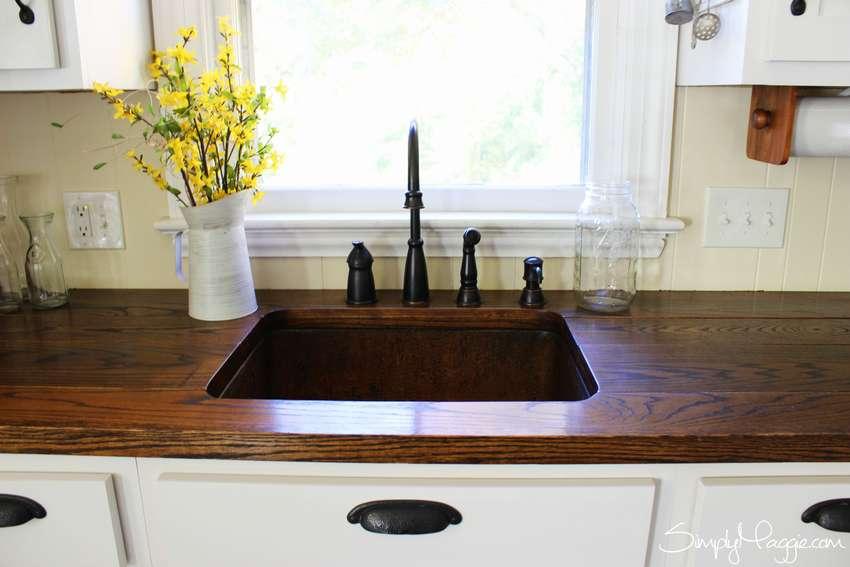 как сделать кухонную столешницу своими руками